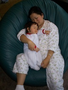 Napping is the key to good parenting